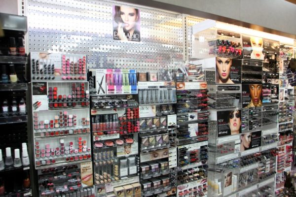 Image Beauty Center Marlton NJ Beauty Supply Store lipstick display