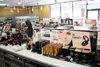 Image Beauty Center Marlton NJ Beauty Supply Store  makeup display