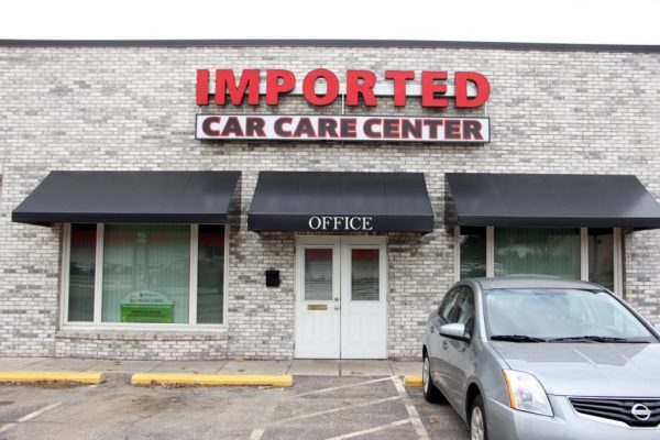 Imported Car Care Center West Berlin NJ store front