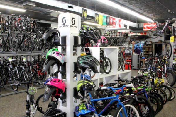 Kim's Bike Shop New Brunswick NJ kid's bicycles