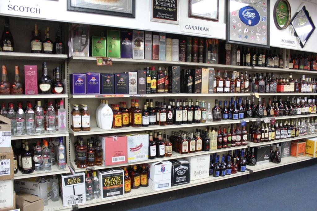 Laurelwood Liquors Lindenwold NJ whiskey scotch bourbon
