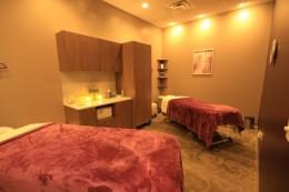 Massage Envy Spa Wexford PA massage table room