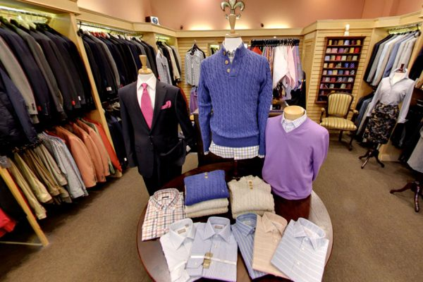 Milan Fine Clothiers Providence RI men womens clothing