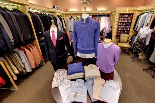 Milan Fine Clothiers Providence RI men womens clothing