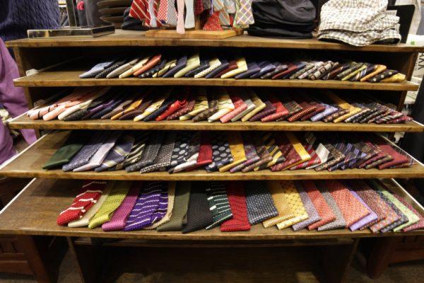 Milan Fine Clothiers Providence RI ties