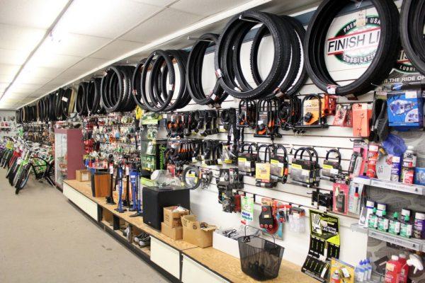 Mr Bill's Bicycles Palmyra NJ bike accessories