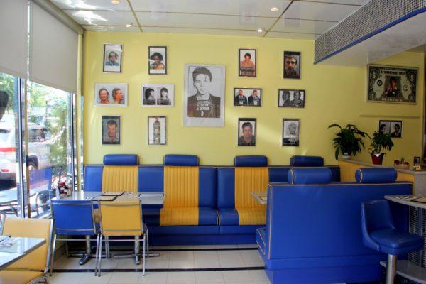 Mugshot Diner Mt Holly NJ celebrity mugshots