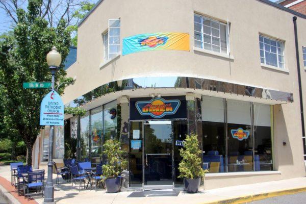 Mugshot Diner Mt Holly NJ store front