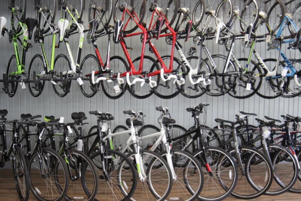 Newport Bicycle – See-Inside Retail,- Newport, RI