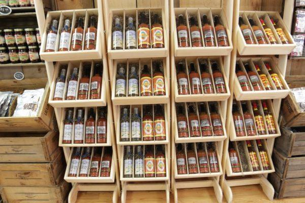 Newport Jerky Company Newport RI hot sauce