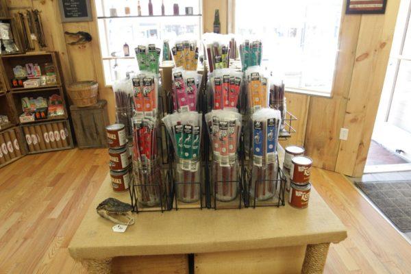 Newport Jerky Company Newport RI jerky sticks slim jim