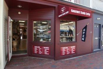 Newport Jerky Company Newport RI store front