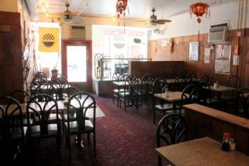 Noodle Gourmet New Brunswick NJ Chinese Restaurant seating