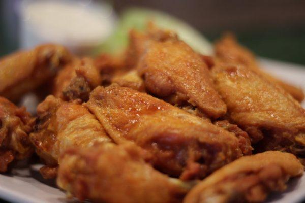 Pancho O Malleys Narragansett RI Irish Pub with Mexican Grub chicken wings