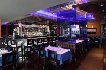 Rasa Restaurant East Greenwich RI Indian food bar and dining