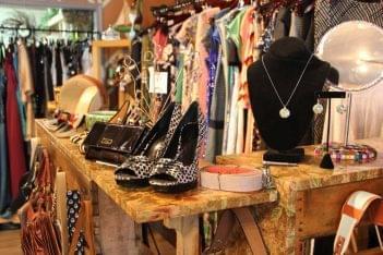 Refinemint Consignment Boutique Belford NJ shoes pumps necklace purse