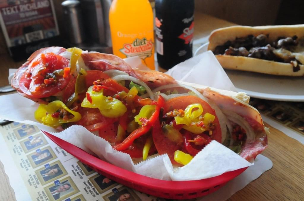 Richland Deli – See-Inside Restaurant, Richland, NJ