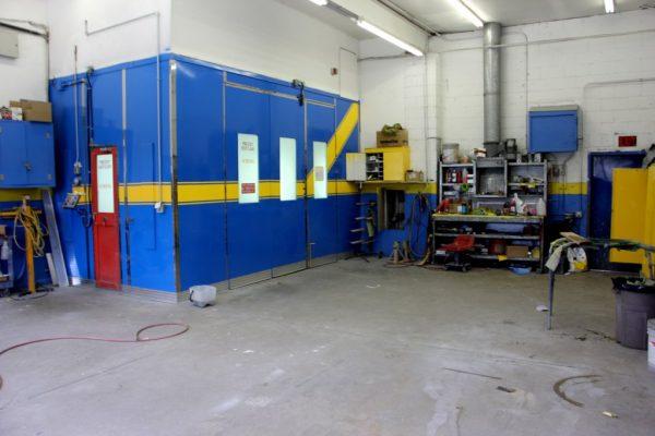 Rick's Route 73 Auto Body Shop West Berlin NJ car garage