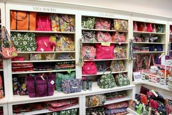 Ruth's Hallmark Shop Voorhees NJ Vera Bradley handbags