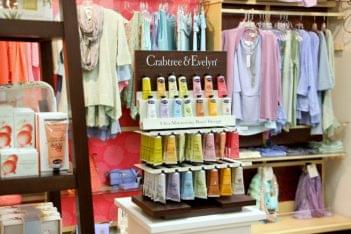 Ruth's Hallmark Shop Voorhees NJ crabtree and evelyn hand moisturizer