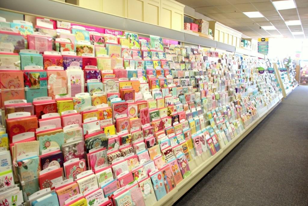 Ruths hallmark cherry hill nj card aisle google business view ruths hallmark cherry hill nj card aisle reheart Gallery