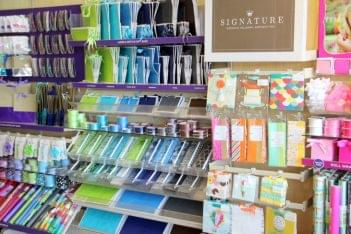 Ruth's Hallmark Cherry Hill NJ gift wrapping supplies