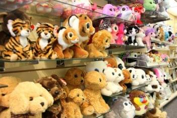 Ruth's Hallmark Cherry Hill NJ stuffed animals