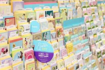 Ruth's Hallmark Deptford Mall NJ cards