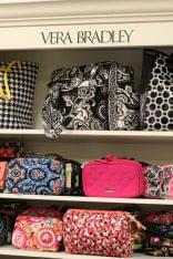 Ruth's Hallmark Deptford Mall NJ vera bradley handbag