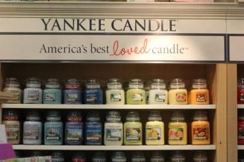Ruth's Hallmark Deptford Mall NJ yankee candle