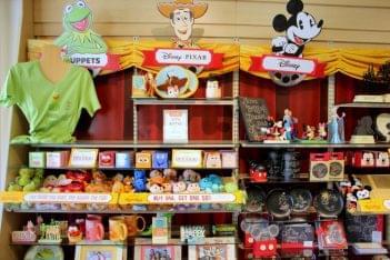 Ruth's Hallmark Shop Medford NJ disney pixar muppets toys