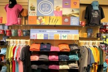 Ruth's Hallmark Shop Medford NJ life is good apparel