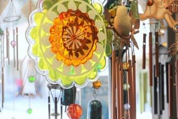 Ruth's Hallmark Shop Medford NJ windchimes