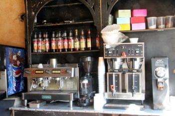 Sanctuary New Brunswick NJ espresso coffee