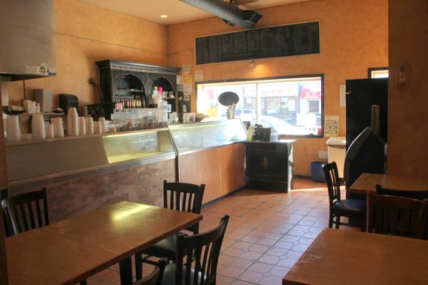Sanctuary New Brunswick NJ ice-cream parlor