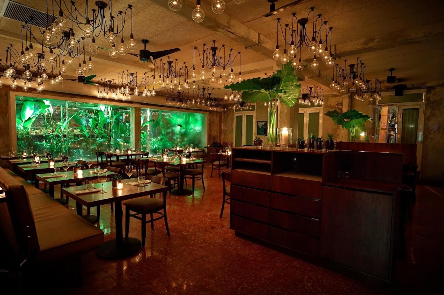 Santaella Calle Canals San Juan Puerto Rico Caribbean Restaurant Interior Google Business View Interactive Tour Merchant View 360