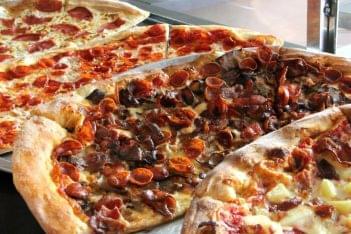 Slice Between Princeton NJ pepperoni pizza
