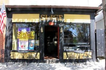 Slice Between Princeton NJ pizzeria