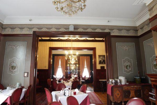 Spirito's Restaurant Providence RI dining area