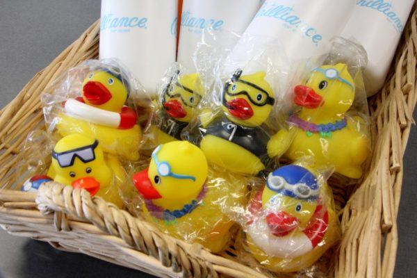 Spring Dance Hot Tubs of NJ Evesham Township Voorhees NJ rubber ducks