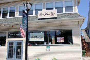 The Color Bar Hair Studio Palmyra NJ store front
