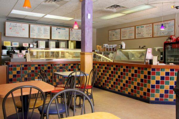 Thomas Sweet Ice Cream New Brunswick NJ ice cream parlor
