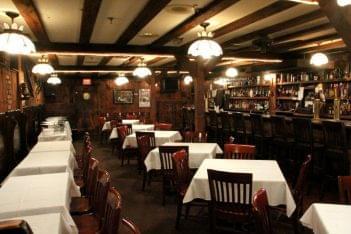 Tumulty's Pub New Brunswick NJ bar party room