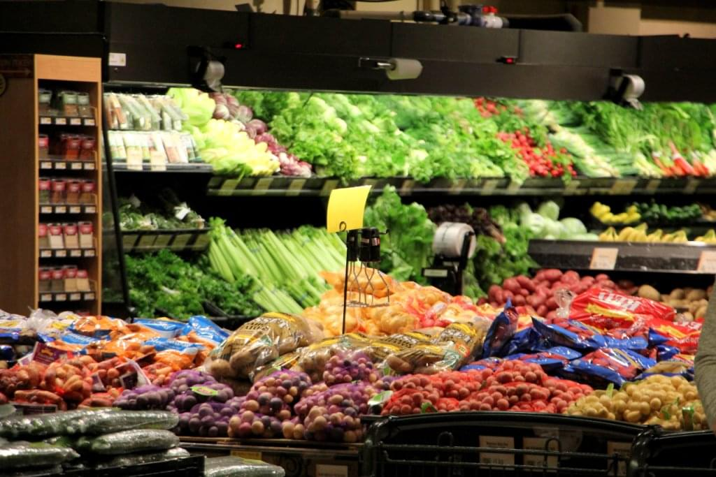 Wegmans Providence Town Center Collegeville PA grocery store produce vegetables