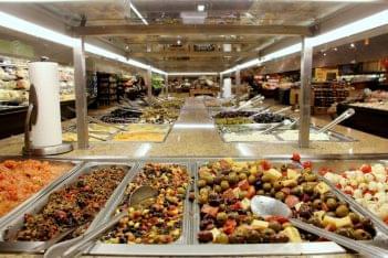 Wegmans Providence Town Center Collegeville PA prepared food hot  bar