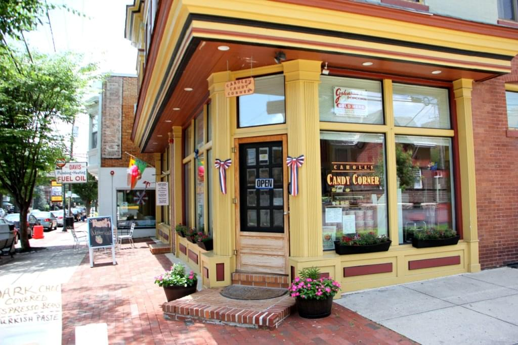 Carole's Candy Corner – See-Inside Candy Store, Haddon Heights, NJ