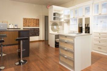 California Closets Wexford PA island drawer