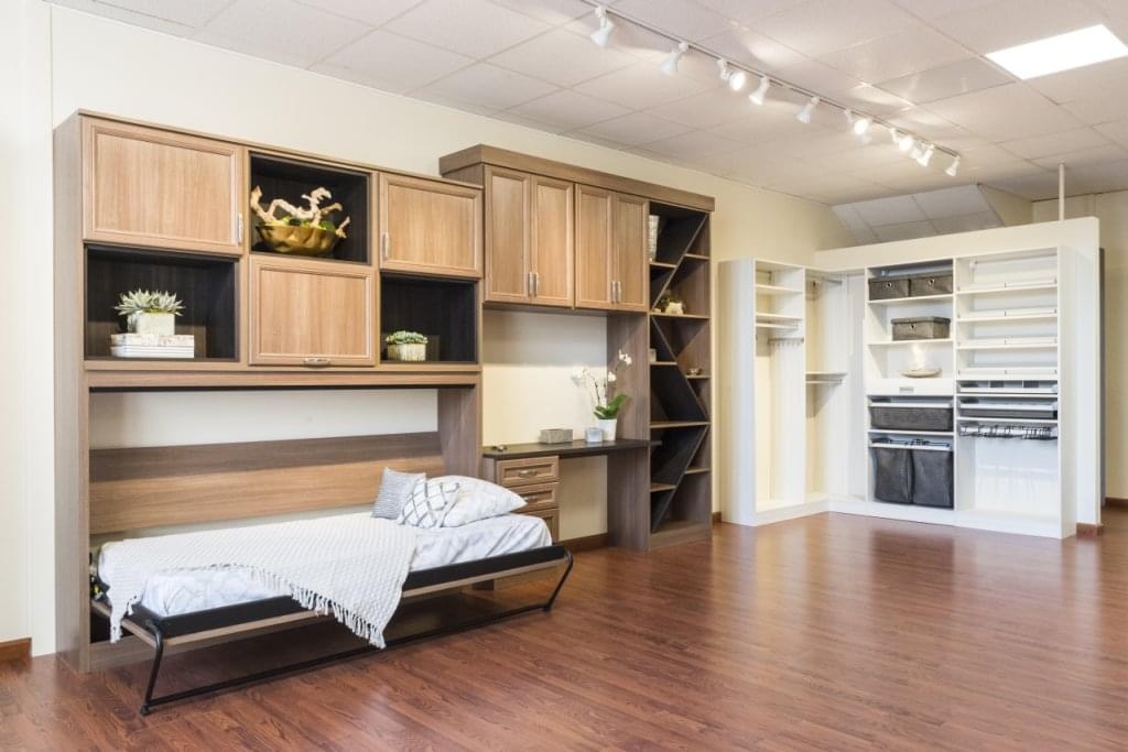 California Closets Wexford PA pull out bed