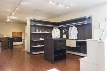 California Closets Wexford PA shelves