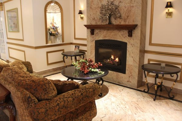 Jacques Exclusive Caterer & Reception Center Middletown NJ fireplace